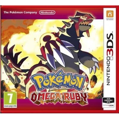 3DS Pokémon Omega Ruby