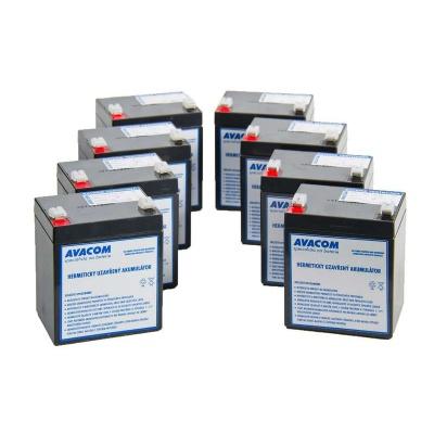 AVACOM bateriový kit pro renovaci RBC43 (8ks baterií)