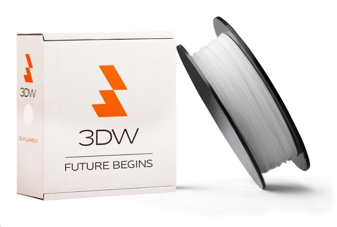3DW ARMOR - ABS filament, průměr 1,75mm, 1kg, bílá