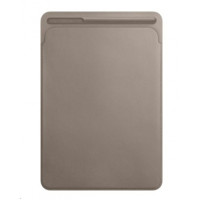 APPLE Leather Sleeve for iPad Pro 10.5'' - Taupe