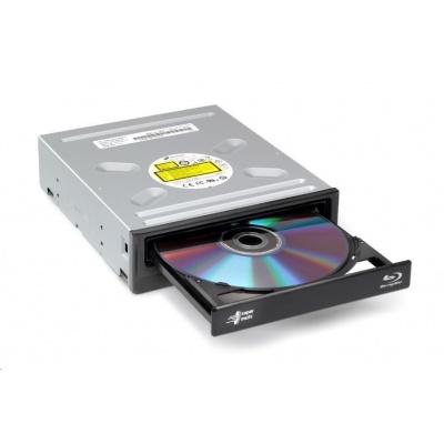 HITACHI LG - interní mechanika BD-Combo/CD-RW/DVD±R/±RW/RAM/M-DISC CH12NS40, Black, bulk+SW