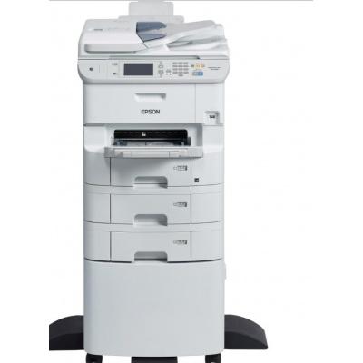 EPSON tiskárna ink WorkForce Pro WF-6590D2TWFC , 4v1, A4, 34ppm, Ethernet, WiFi (Direct), Duplex, NFC,3 roky OSS po reg