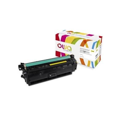 OWA Armor toner pro HP Color Laserjet Ese M552, M553, MFP M577, 5000 Stran, CF362A, žlutá/yellow