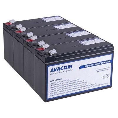 AVACOM bateriový kit pro renovaci RBC116 (4ks baterií)