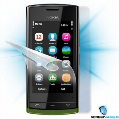 ScreenShield fólie na celé tělo pro Nokia 500