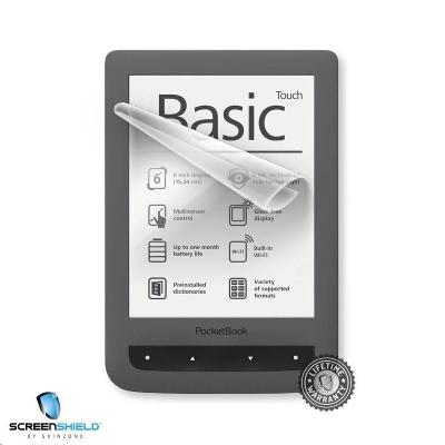 ScreenShield fólie na displej pro PocketBook 624 Basic Touch