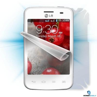 ScreenShield fólie na celé tělo pro LG E435 Optimus L3 II Dual