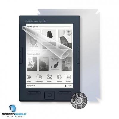 ScreenShield fólie na celé tělo pro Energy Sistem Energy Slim HD