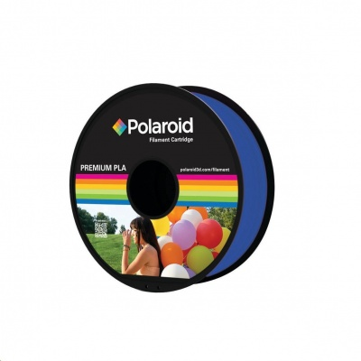 Polaroid 1kg Universal Premium PLA filament, 1.75mm/1kg - Blue