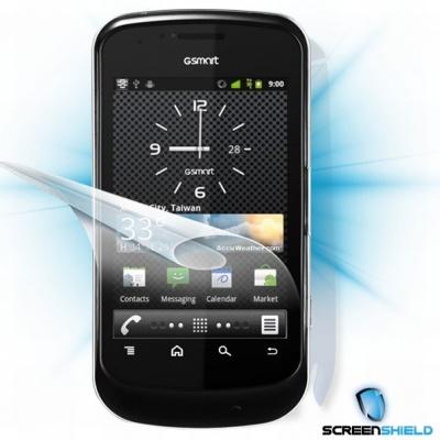 ScreenShield fólie na celé tělo pro GigaByte GSmart G1345