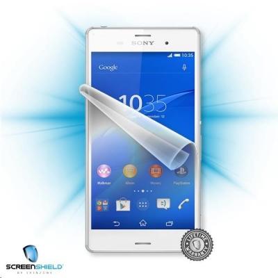 ScreenShield fólie na displej pro Sony Xperia Z3
