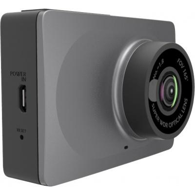 YI Smart Dash Camera- kamera do auta, šedá