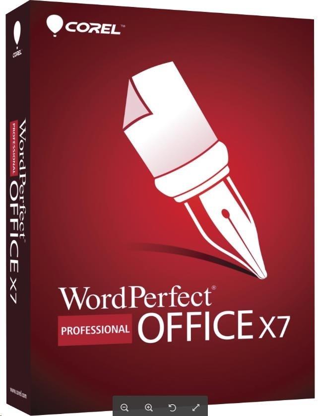 WordPerfect Office Professional Maint (2 Yr) ML Lvl 4 (100-249) ESD