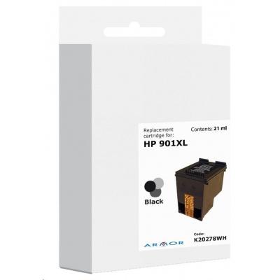 ARMOR cartridge pro HP J4580, J4680 černá,nestandardní bal.,21ml