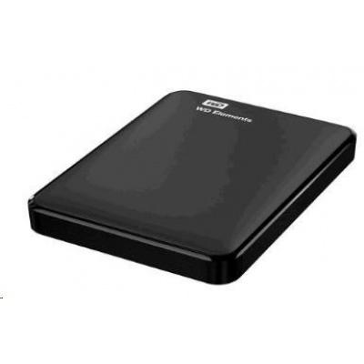 "WD Elements Portable 750GB Ext. 2.5"" USB3.0, Black"