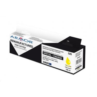 ARMOR cartridge pro HP Officejet PRO X451 Yellow, 106 ml. (CN628AE)