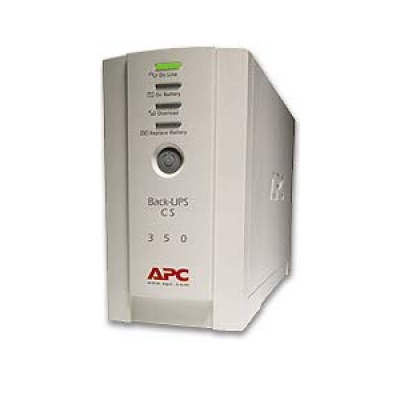 APC Back-UPS CS 350 USB/Serial 230V (210W)