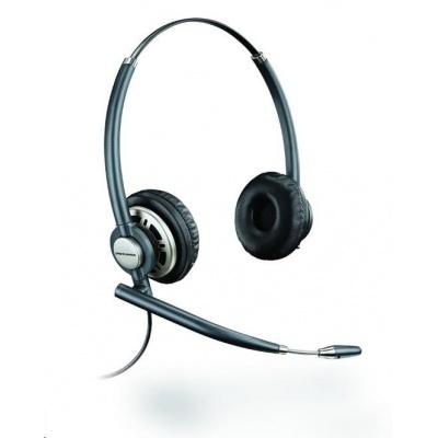 PLANTRONICS náhlavní souprava EncorePro HW720D, digital QD, stereo