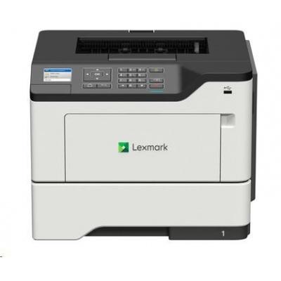 LEXMARK ČB tiskárna MS621dn A4, 47ppm, 512MB, LCD, duplex, USB 2.0, LAN