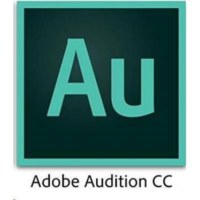 ADB Audition CC MP EU EN TM LIC SUB New 1 User Lvl 4 100+ Month