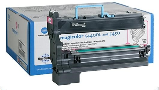 Minolta Toner Cartridge purpurová do MC 5440/5450 (12k)