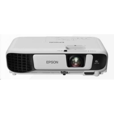 EPSON projektor EB-W42,1280x800,3600ANSI, 15000:1, HDMI, USB 3-in-1, WiFi, 3 ROKY ZÁRUKA