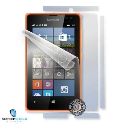 ScreenShield fólie na celé tělo pro Microsoft Lumia 532