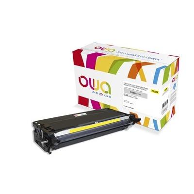 OWA Armor toner pro EPSON AL C3800, 9000   Stran, C13S051124, žlutá/yellow