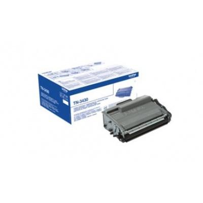 BROTHER Toner TN-3430 ( HL-L5xxx,HL-L6xxx, DCP/MFC-L5xxx, DCP/MFC-L6xxx,3 000 str. A4)