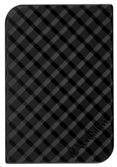"""VERBATIM HDD 2.5""""  1TB Store 'n' Go Portable Hard Drive USB 3.0, Black GEN II"""