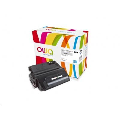 OWA Armor toner pro HP Laserjet 4200, 18000 Stran, Q1338A JUMBO, černá/black