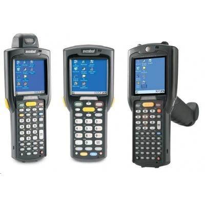 Motorola/Zebra Terminál MC3200WLAN, BT, GUN, 2D, 38 key, 2X, Windows CE7, 512/2G, prohlížeč