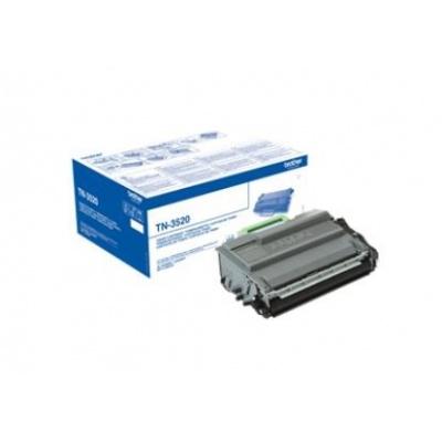 BROTHER Toner TN-3520 ( HL-L6400DW,MFC-L6900DW, 20 000 str. A4)