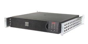 APC Smart UPS RT 1000VA, 230V, ONLINE, 2U, RACK MOUNT (700W)