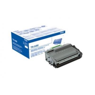 BROTHER Toner TN-3480 ( HL-L5xxx,HL-L6xxx, DCP/MFC-L5xxx, DCP/MFC-L6xxx, 8 000 str. A4)
