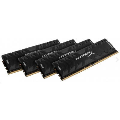 DIMM DDR4 32GB 3600MHz CL17 (Kit of 4) XMP KINGSTON HyperX Predator