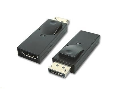PREMIUMCORD Redukce DisplayPort - HDMI (M/F) černá