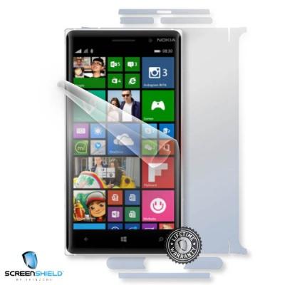 ScreenShield fólie na celé tělo pro Nokia Lumia 830