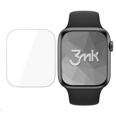 3mk ochranná fólie ARC SE pro Apple Watch 5, 44 mm (3ks)