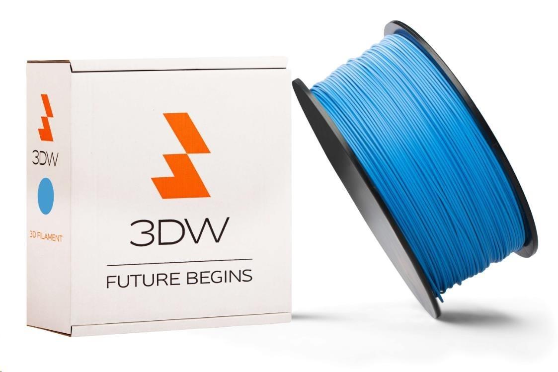 3DW ARMOR - ABS filament, průměr 1,75mm, 1kg, modrá