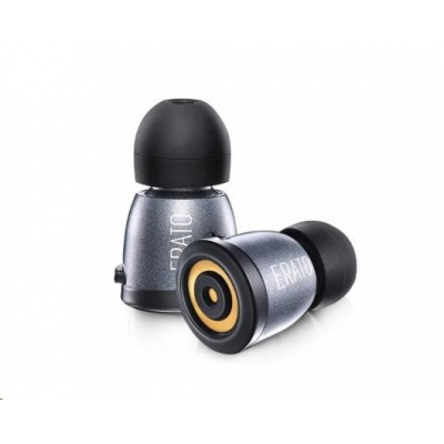 ADATA Earphones ERATO APOLLO 7s (Space Grey), Wireless, Bluetooth sluchátka