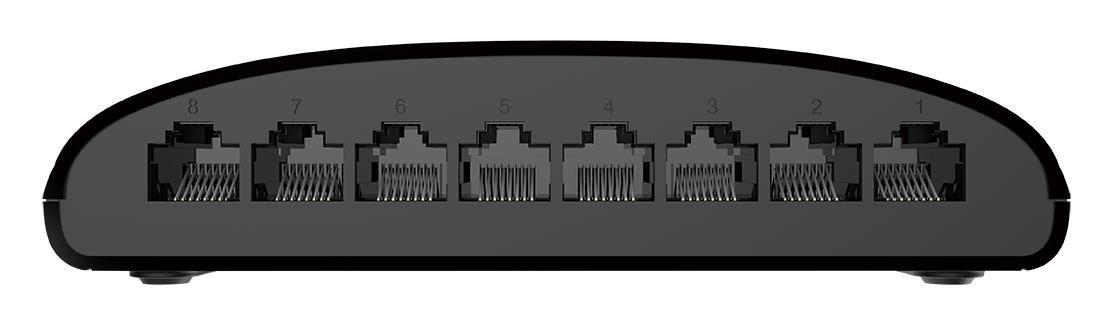 D-Link DGS-1008D 8-port Gigabit Desktop Switch