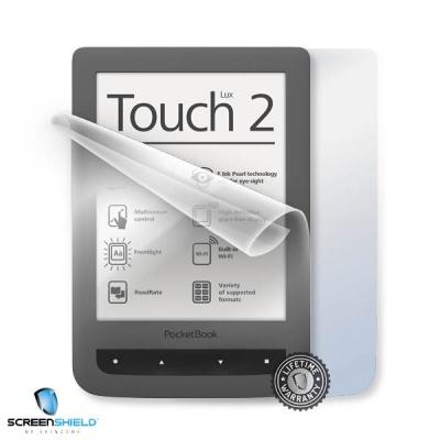 ScreenShield fólie na celé tělo pro PocketBook 626 Touch Lux 2