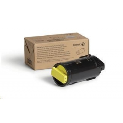 Xerox Yellow Extra High Capacity Toner Cartridge pro The VersaLink C600 (16 800 PAGES)