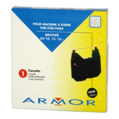 ARMOR páska pro BROTHER AX 10 karbonová
