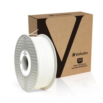 VERBATIM 3D Printer Filament PRIMALLOY 1,75mm 500g white