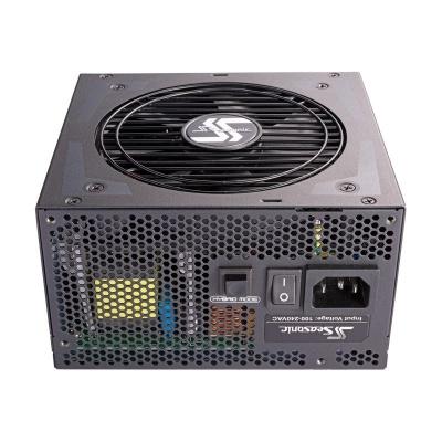 SEASONIC zdroj 650W Focus Plus SSR-650PX, 80+ PLATINUM