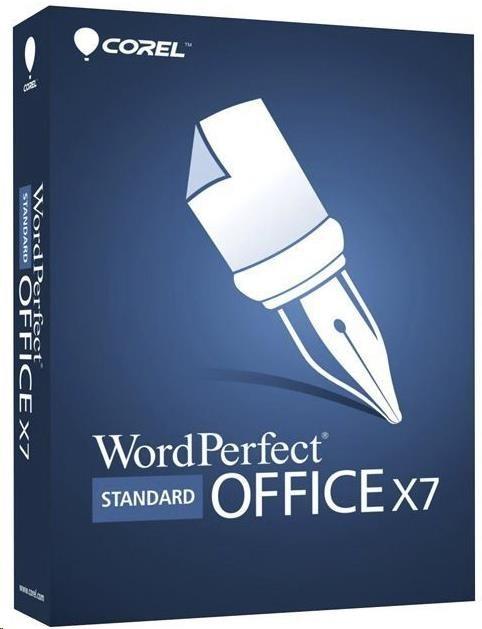 WordPerfect Office Standard Maint (2 Yr) EN Lvl 4 (100-249) ESD