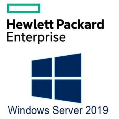 HPE Microsoft Windows Server 2019 Standard Edition 16 core CZ OEM 2VM