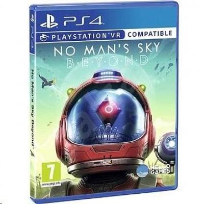 SONY PS4 VR hra No Man's Sky Beyond